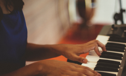 What You Practice Today Is Not Important : A Music Teacher's Manifesto