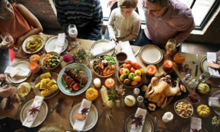 What Happened when the World came for Thanksgiving