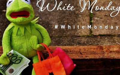 The Origin of Black Friday and WTF Is #WhiteMonday