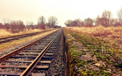 The Good Ole Days Series #2 – Penny on the Train Track