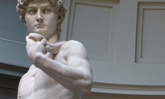 Reflections on a Michelangelo Quote