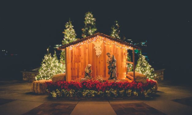 Mary, Martha, and the Manger