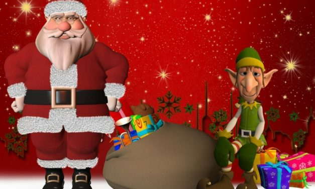 When An Elf Is Real But Santa Is Not (A True Christmas Story)