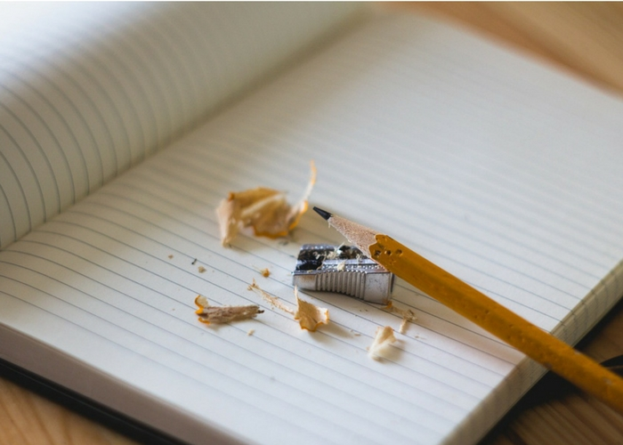 What I Have Learned in One Month About Being a Writer