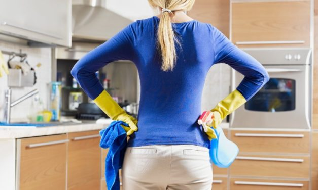 Environment Makes the Difference: My Low-Stress, No Fuss Method to Clean My Home