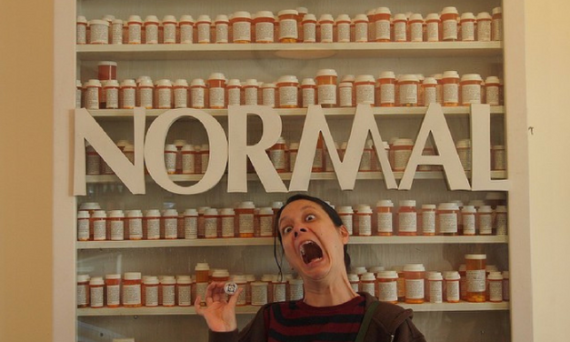 Normal is a Myth-Tell Your Story Today