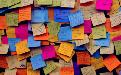 How I'm Using Post-it Notes to Stay Productive