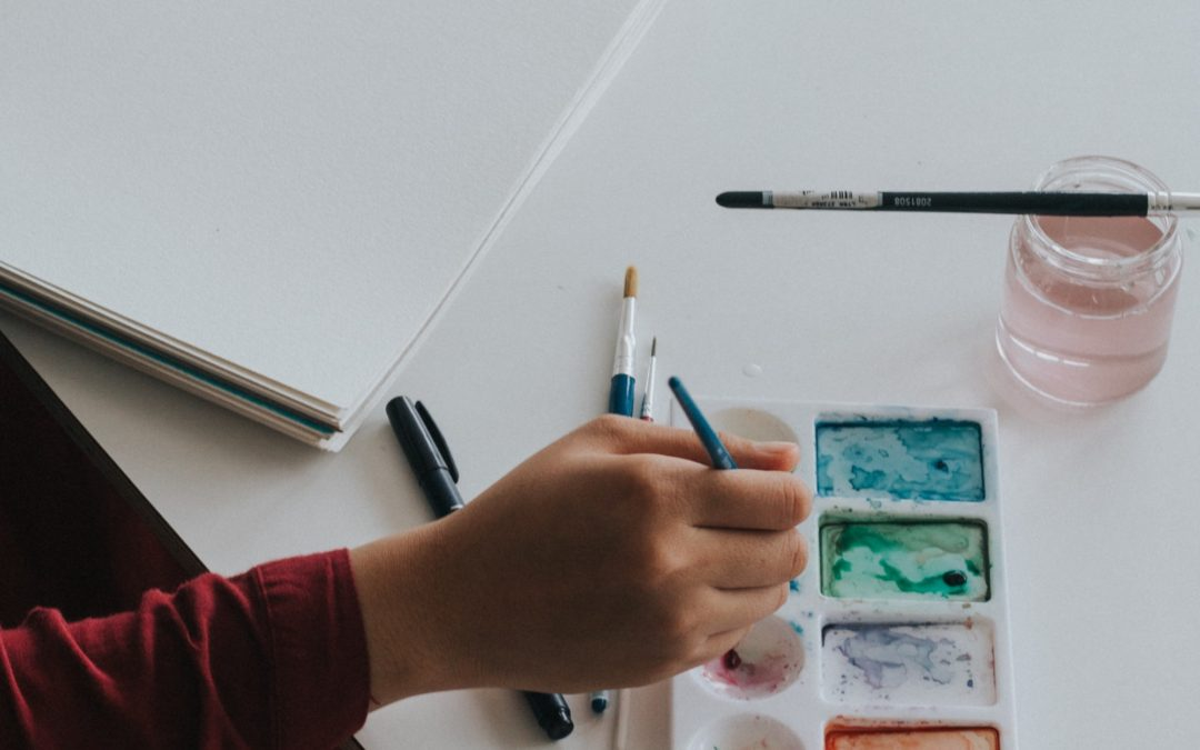 How to be Creative and Grow and Learn about God