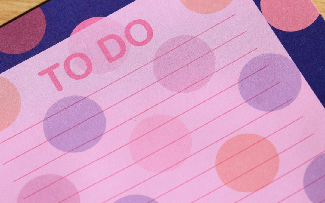 How to Properly Create and Follow Through With To-Do Lists