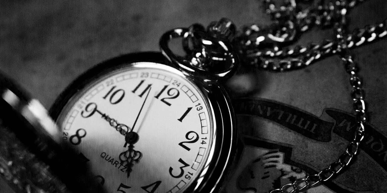 What are You Doing with Your 1,440 Minutes? And Only 480 Minutes are in Your Eight Hour Day