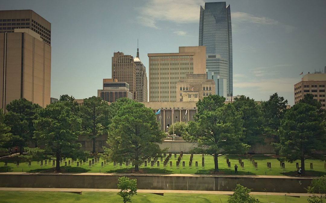 A Day Like Any Other – The Oklahoma City Memorial