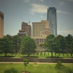 Oklahoma City Memorial on Sunday