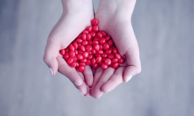 The Red Jelly Bean