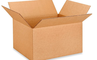 The Cardboard Box Diet, WTF?