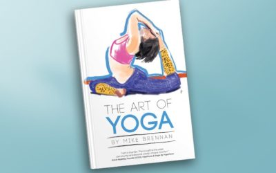 "Art, Yoga, and how I became a ""Yoguy"""