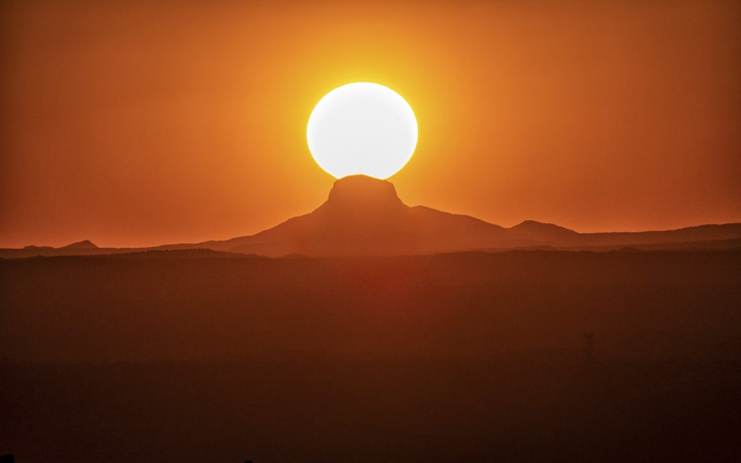 What Joshua's Sun Stand Still Prayer Means For You | Through God, All Things Are Possible