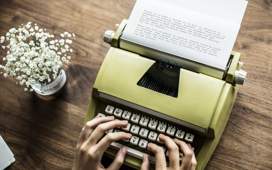 3 Ways You Can Become a Better Writer Starting Today
