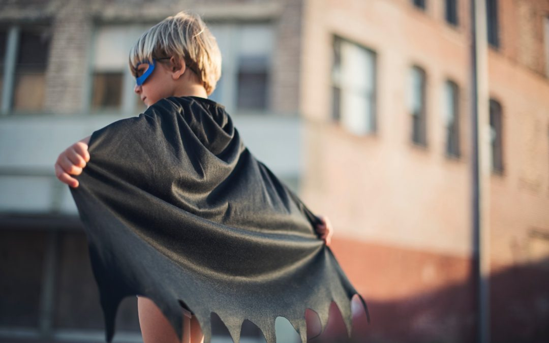 The Power of Optimism And How It Can Turn You Into A Superhero