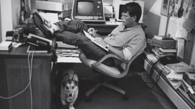 12 Lessons on Writing by Stephen King