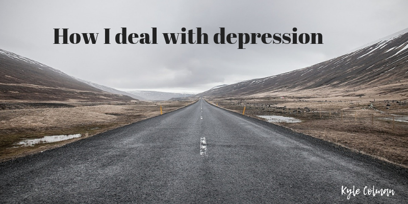 How I deal with depression