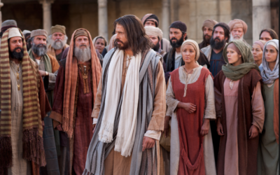 Jesus vs. the Pharisees