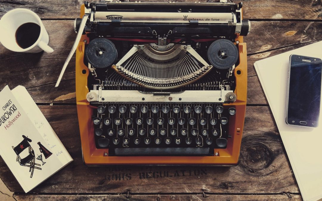 Dear Aspiring Writer: It's Time to Step Up to the Plate