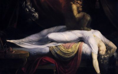 Art Begets Art: Before Mary Shelley Wrote Frankenstein she had Visions of an Artist Erotic Nightmare