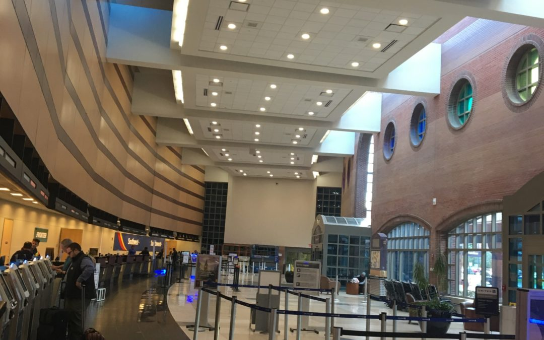 In Praise of the Regional Airport – a Travel Gift