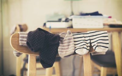 This is What Putting on Your Socks Can Teach You About Life