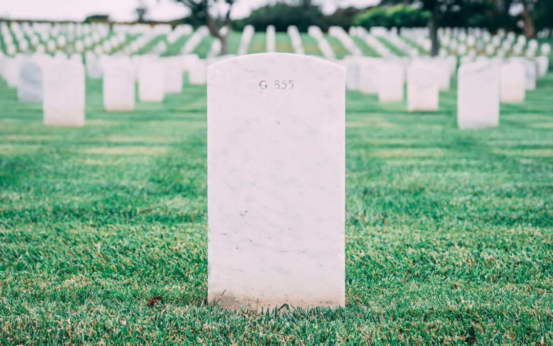 Why do we honour the dead more than the living?