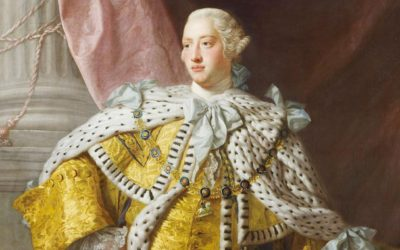 George III had blue urine, or did he?