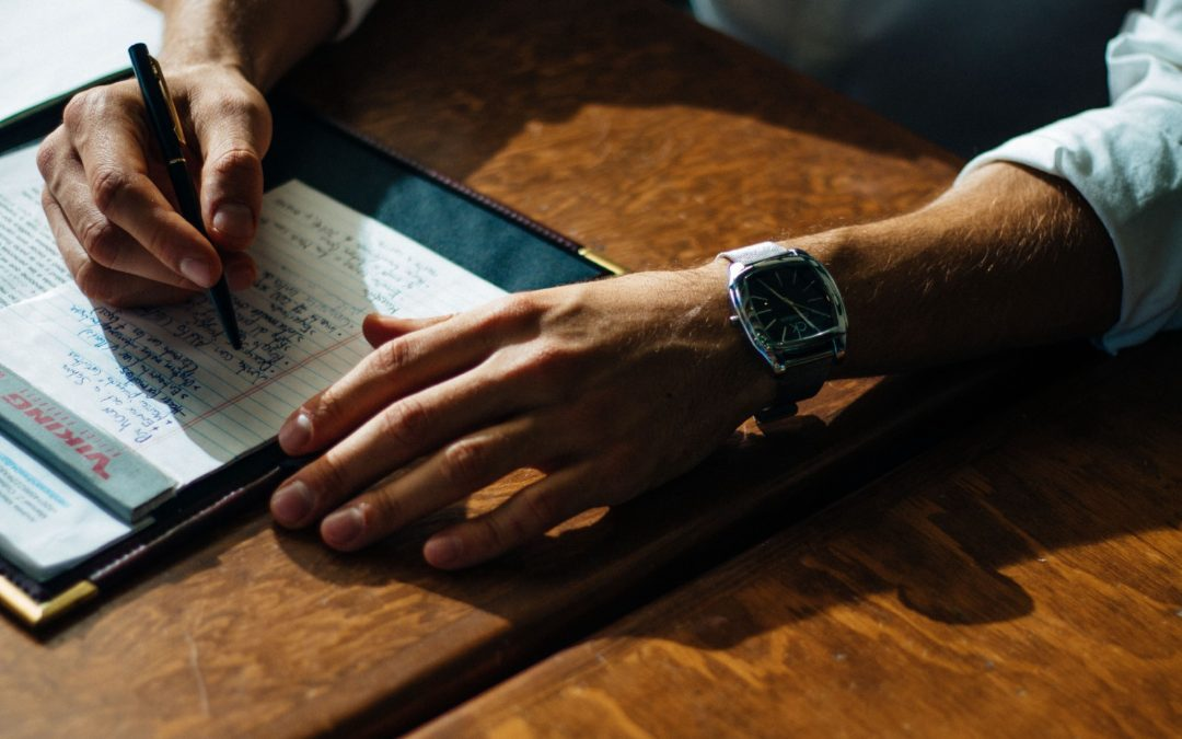 How to Reduce Stress on Your Writing Schedule