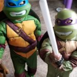 Things I learned from the Ninja Turtles