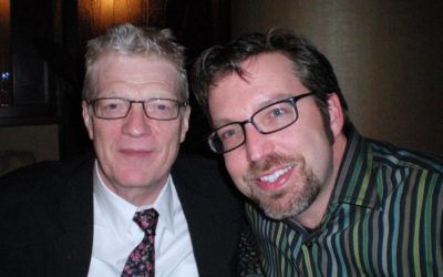 The Day I Met Sir Ken Robinson