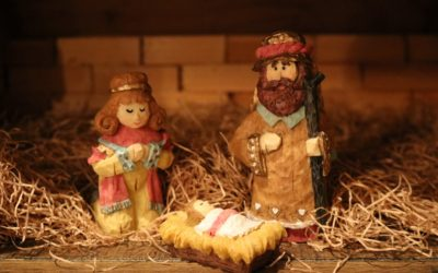 How little baby Jesus grew into the world's big problem