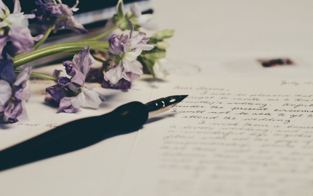 Lessons Learned from Writing Letters