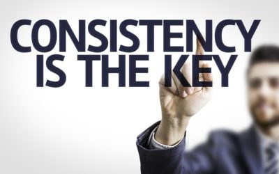 Five Keys to Overcome Inconsistency