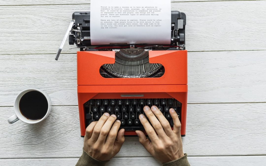 5 Reasons it's Important for Writers to Consistently Create