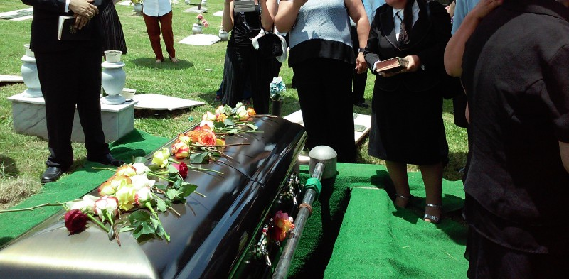 Ten Things  About Funerals