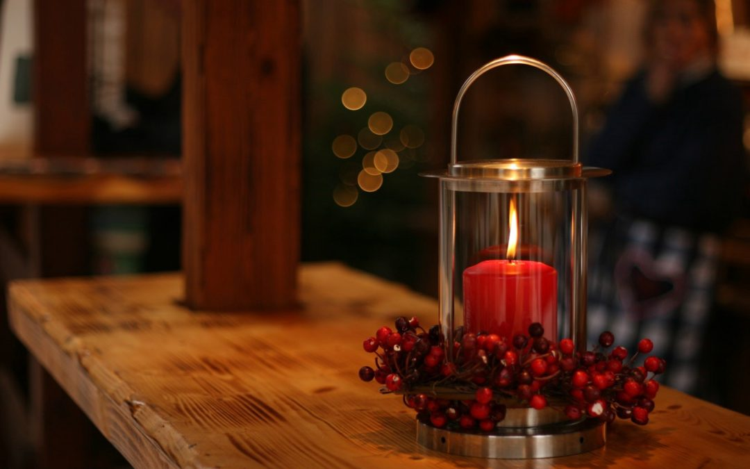 The Healing Powers Of Cranberry Peppermint Candles