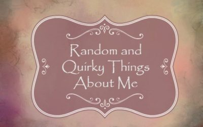 Ten Quirky Things