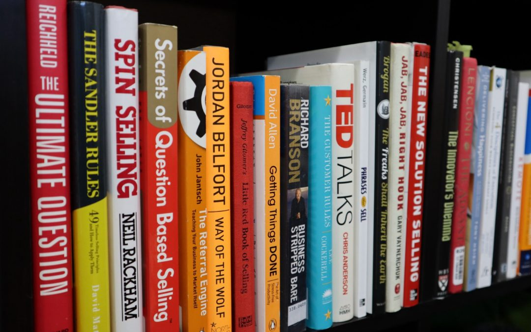 Are You Wasting Your Time on Self-Help Books?