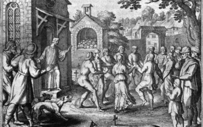 Winter cold got you down? Just be glad it's not the Dancing Plague