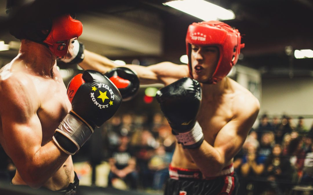 Want to Call Yourself a Writer? Then Learn How to Handle Rejection like a Boxer.