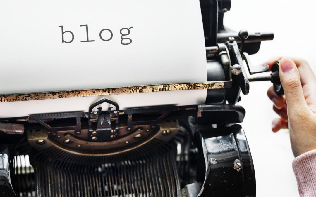 How to Write Your First Blog Post.