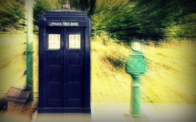 I Used to Be a TimeLord