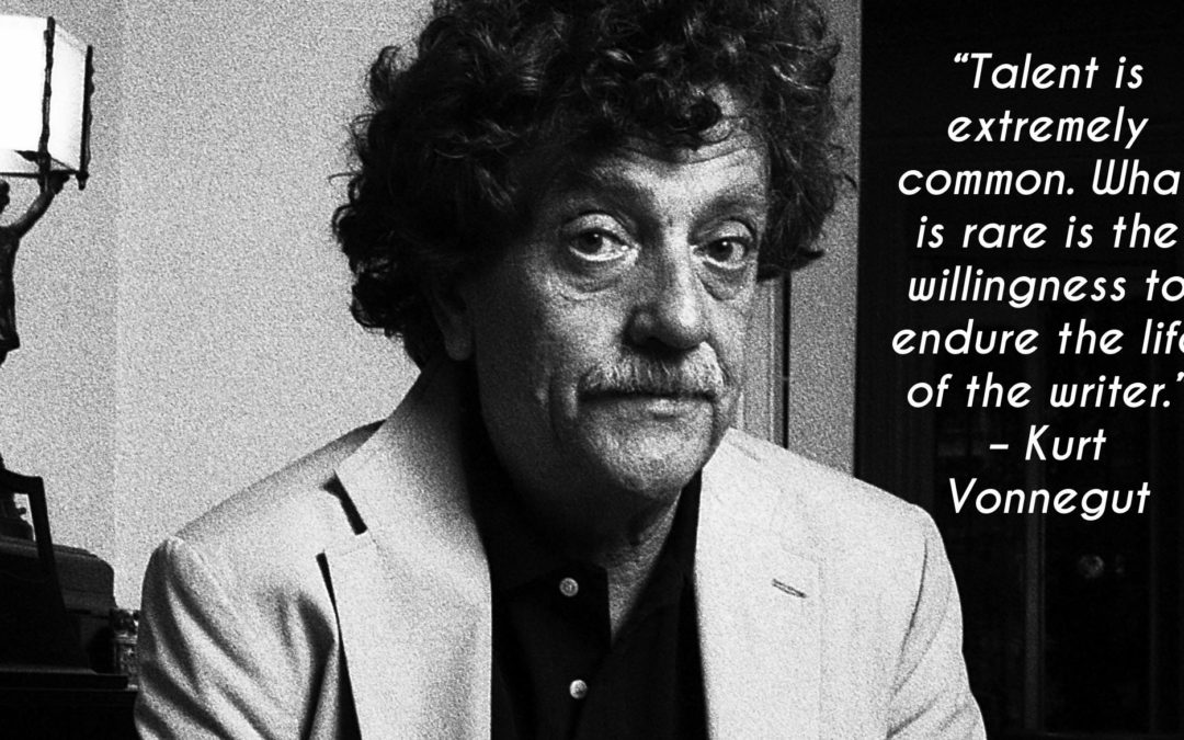 Kurt Vonnegut's Lessons on Writing And Life
