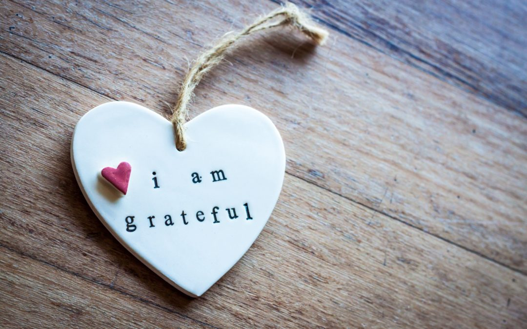 How Keeping a Gratitude List Can Change Your LifeForever